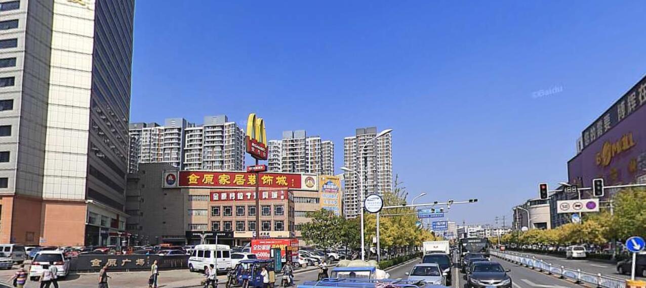 秦皇岛市中心繁华地段 原秦皇岛金原装饰城现全面对外